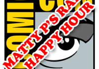 SDCC Complete Booth Signings and Autograph Schedule