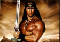 He's Finally Back. As Conan The Barbarian!