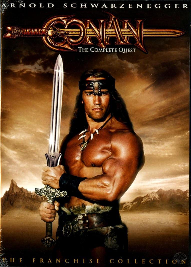 Conan movie news