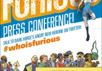 A Dark Horse Furious Press Conference!