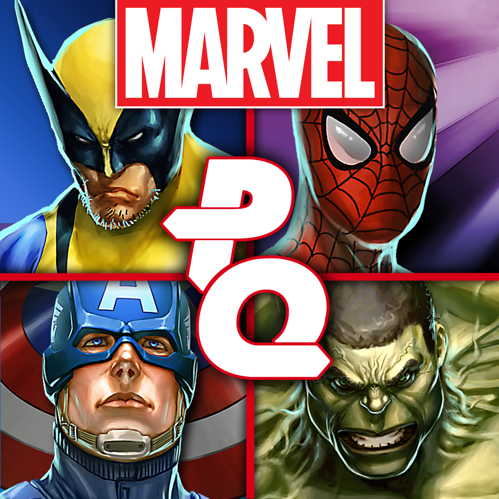 Marvel Puzzle Quest App Icon
