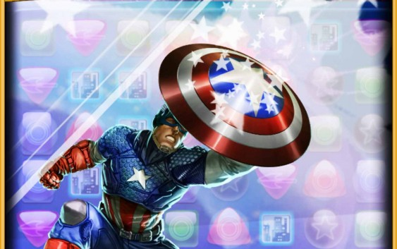10 Days to WonderCon Get Bedazzled with Marvel Puzzle Quest: Dark Reign