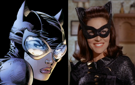 MATTY P PRESENTS SATURDAY MORNING CEREAL EPISODE 10- Catwoman FanGirls and Lee Meriwether