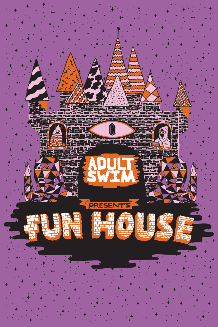AS Fun House Poster