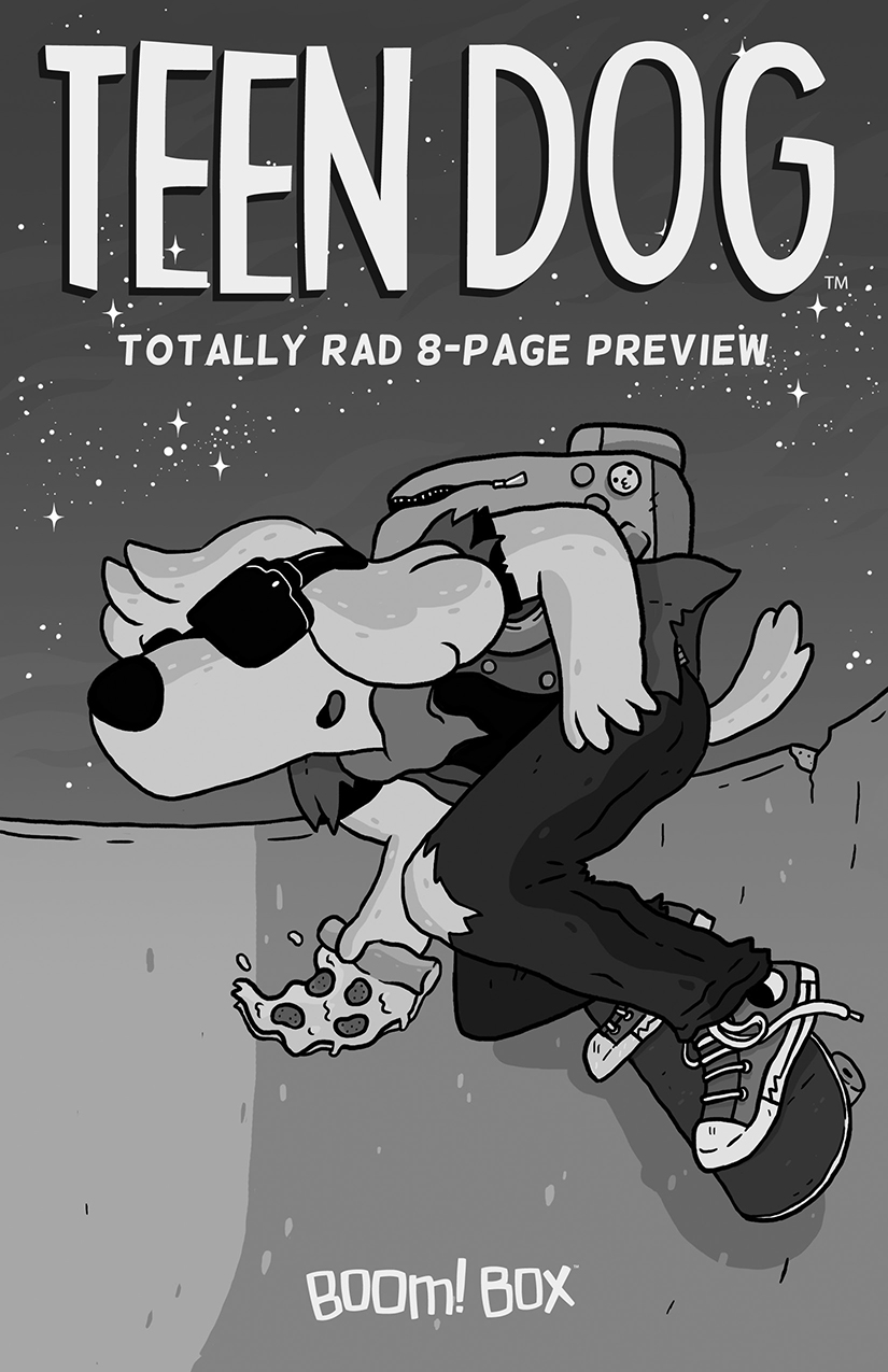 Teen_Dog_Zine_SDCC