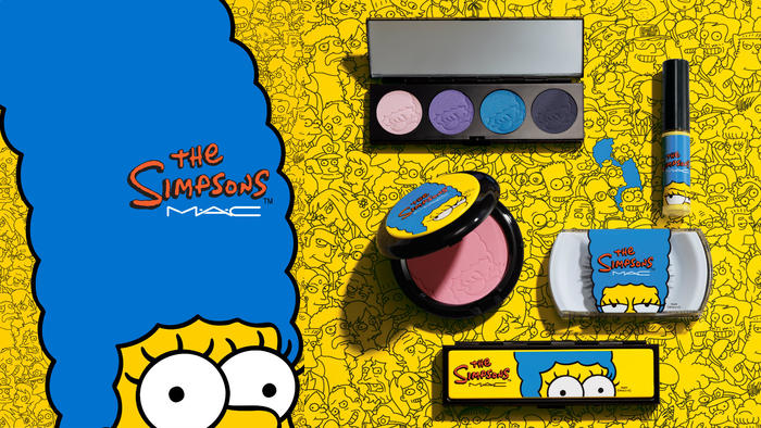 The Simpsons x MAC Cosmetics at SDCC