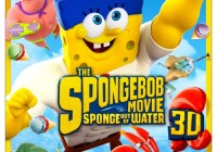Surprise Hit Spongebob Movie coming Ashore on Blu-ray