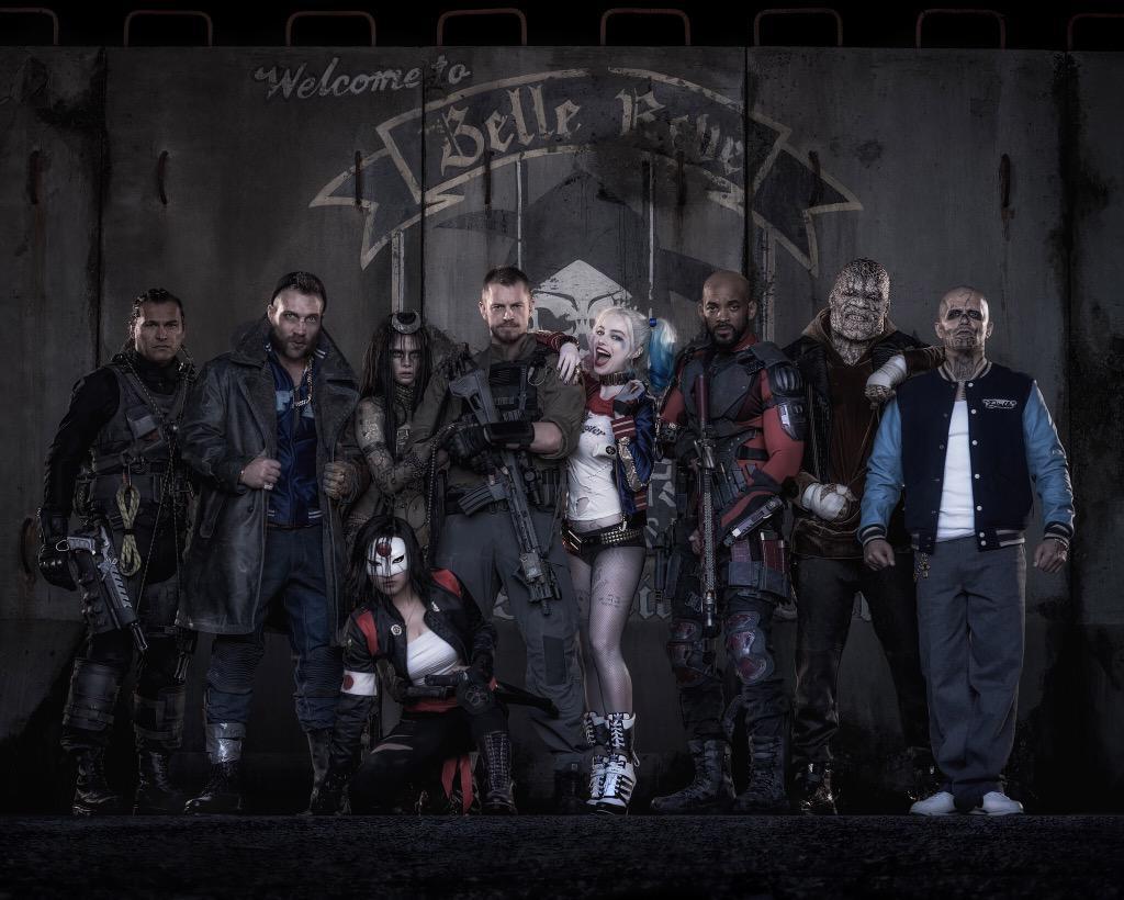 Meet The Suicide Squad