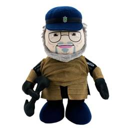 George RR Martin Talking Plush