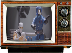 Robot-Chicken-GI-Joe-Cobra-Saturday morning cereal console