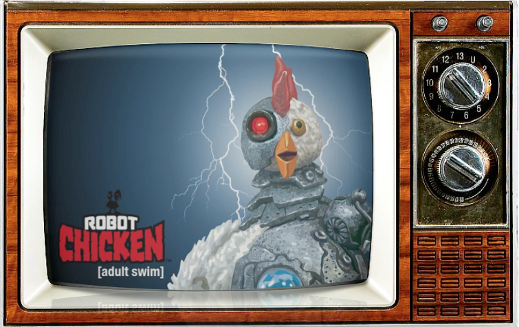 Saturday Morning Cereal- Episode 19-Robot Chicken Special with Matt