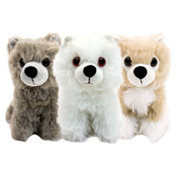 SDCC FActory Entertainment Direwolf Cub Plush Exclusive