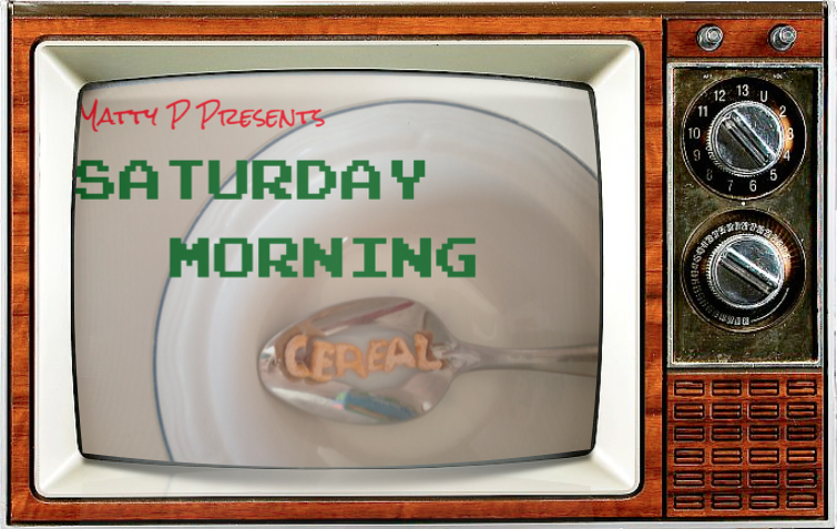 SaturdayMorningCereal TV Face Logo