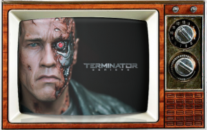 Terminator Genisys-Poster Saturday Morning Cereal