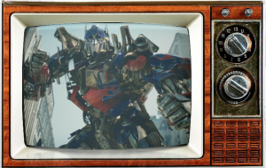 Transformers-optimus prime-Saturday Morning Cereal