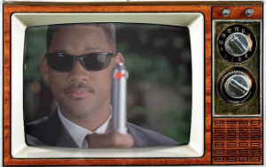 Will Smith- MIB