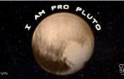 """""""I am Pro Pluto"""" Campaign"""