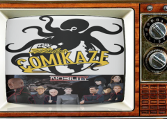 Saturday Morning Cereal-Episode 31 Nobility Lands at Stan Lee's Comikaze with Ellen Dubin