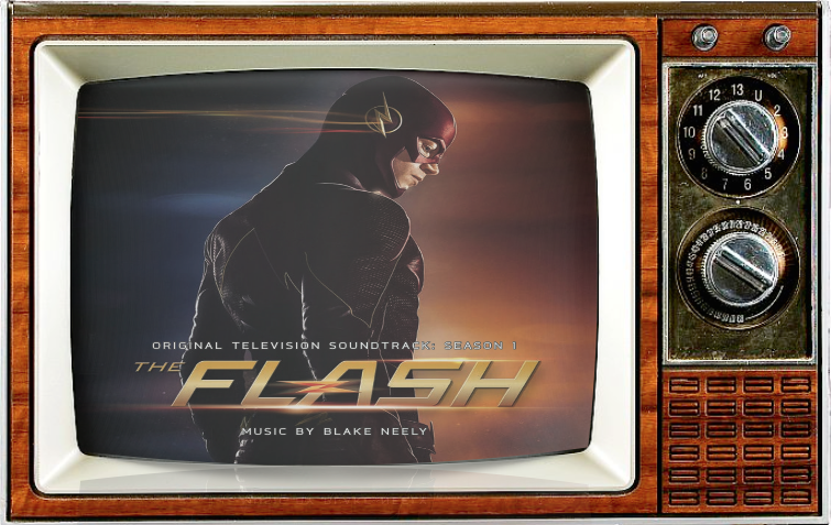 SMC-Blake Neely-0-Flash Soundtrack