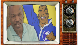 Saturday Morning Cereal- Episode 33-The Mike Tyson Mysteries Solved: An SDCC Conversation