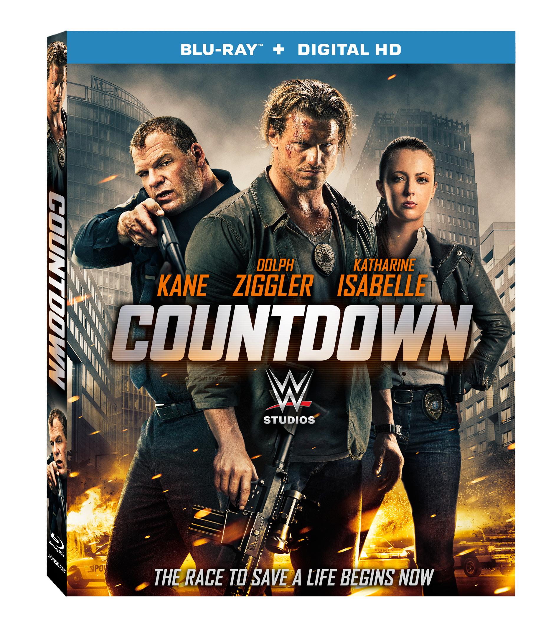 Kane & Dolph Ziggler In Countdown