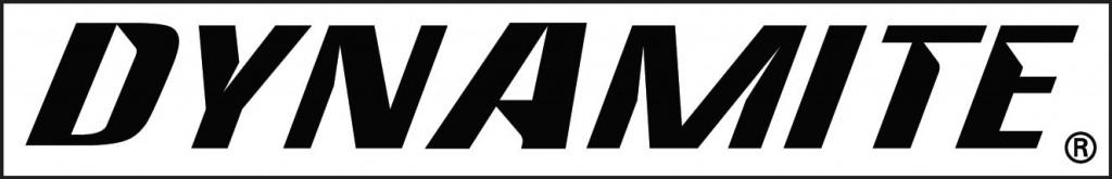 Dynamite Logo - B&W