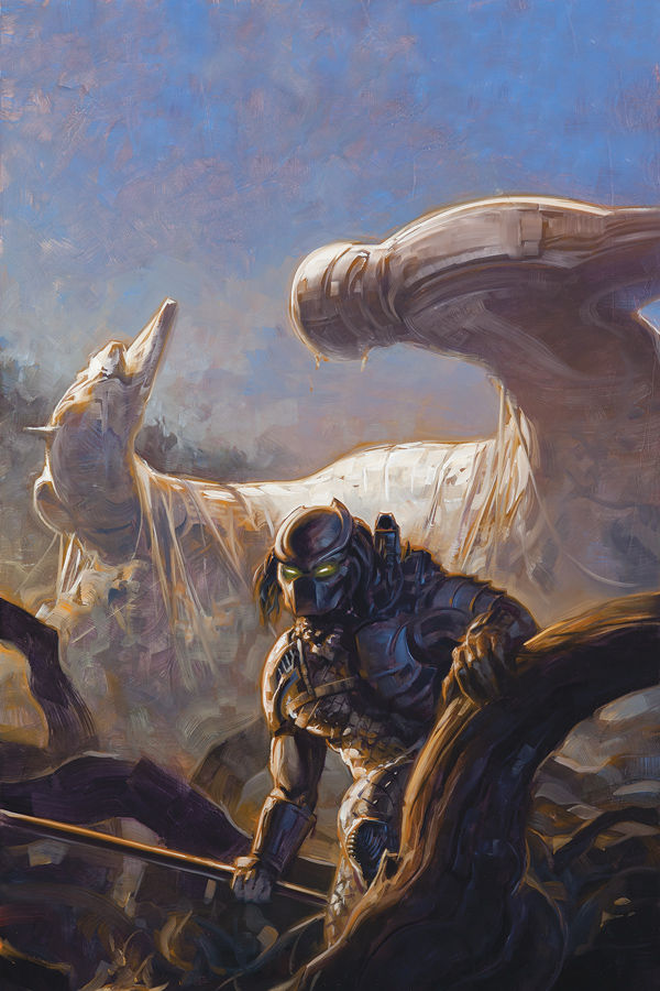 Predator: Life and Death #1 A Heck of a Preview/Review