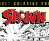 Spawn Coloring Book!