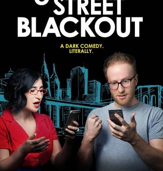 The Dark Comedy (Literally) 3rd Street Blackout Drops July 5th with Janeane Garofalo