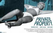 THE OUTER LIMITS' Leslie Stevens' Long Missing 1960 Thriller PRIVATE PROPERTY Gets 4K Digital Restoration