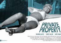 THE OUTER LIMITS' Leslie Stevens' Long Missing 1960 Thriller PRIVATE PROPERTY Gets 4K Digital Restoration