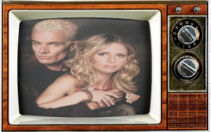 SMC-Spike and Buffy close