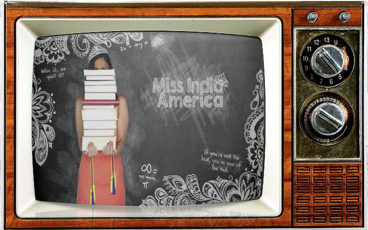 Tiya Sircar Miss India America Promo Poster SMC TV