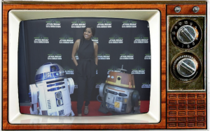 Tiya Sircar StarWars Celebration SWC Rebels SMC TV