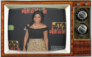 Tiya Sircar StarWars Rebels D23 SMC TV