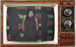Tiya Sircar StarWars Rebels DisneyXD SMC TV