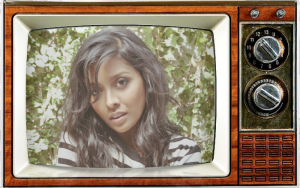 Tiya Sircar gorgous picture SMC TV