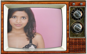 Tiya Sircar headshot pink SMC TV