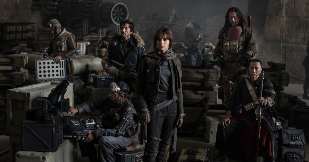 Star Wars Rogue One Reshoots?