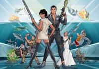 FX'S ARCHER Cast On Board for A Live Performance On The High Seas at SDCC