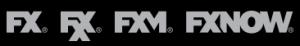 FX FXX FXM FXNOW Logo