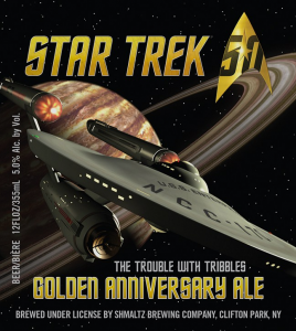 "SHMALTZ BREWING ""Hops"" onto the SDCC 2016 Scene with Two 50th Anniversary STAR TREK Beer Releases"