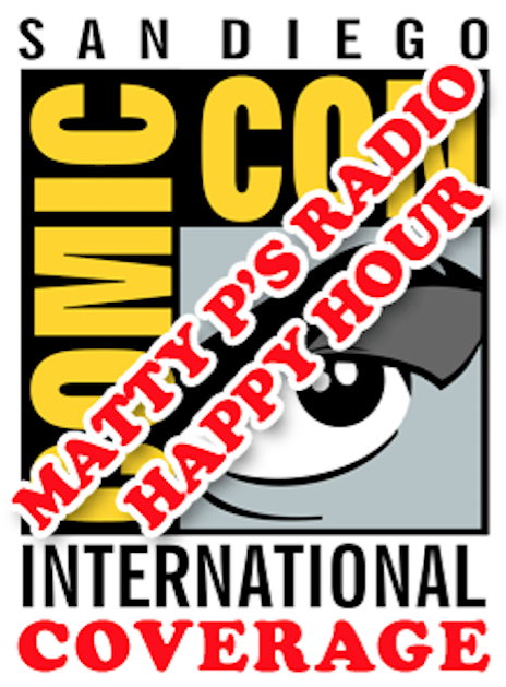 Matty P StayclassySDCC Sdcc Logo