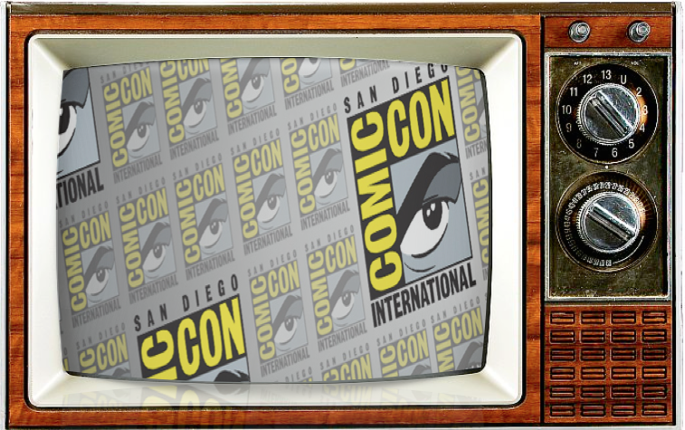 SMC TV SDCC Alternate Show 2016 Logo