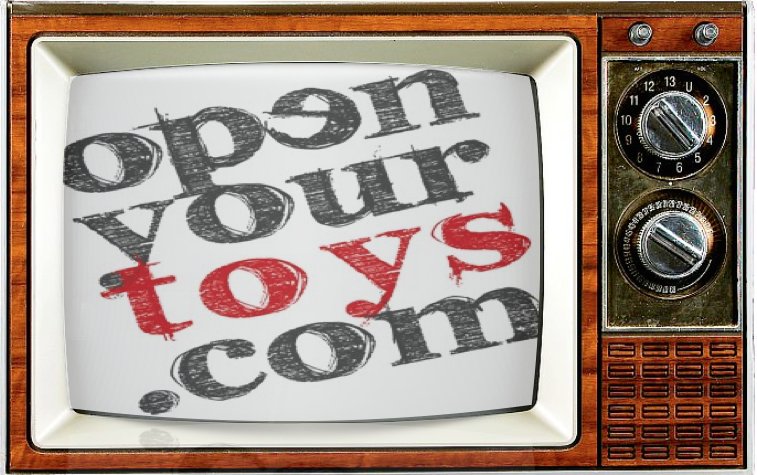 SMC TV SDCC Alternate Show 2016 Open Your Toys Logo