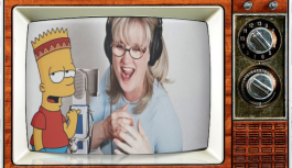 Saturday Morning Cereal Episode 46 THE SIMPSONS ARE FOREVER with the Voice of Bart Simpson NANCY CARTWRIGHT