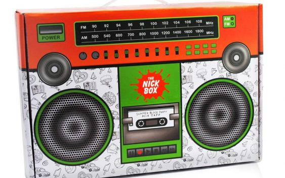 Nickelodeon Reveals Exclusive San Diego Comic-Con Retail Items