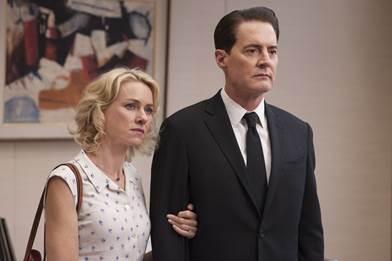 Showtime Celebrates Twin Peaks At Comic-Con