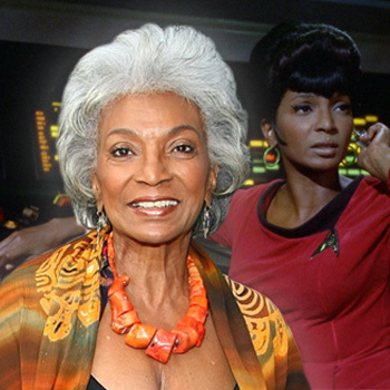 STAR TREK & POP-CULTURE LEGEND! NICHELLE NICHOLS is headed to WonderCon!
