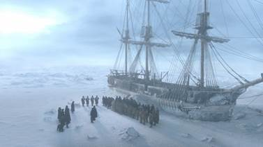 "AMC Brings ""The Terror"" to WonderCon"